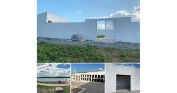 Novo Cemitério Público do Cajá em fase de conclusão